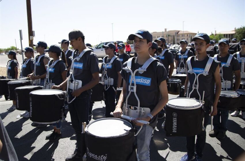 SISD, Army Band Partnership Unites Students, Soldiers to Strengthen Music Education