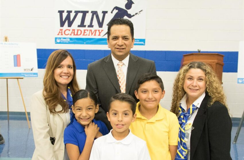 Socorro ISD Recognized by Friends of Texas Public Schools for Best Practices