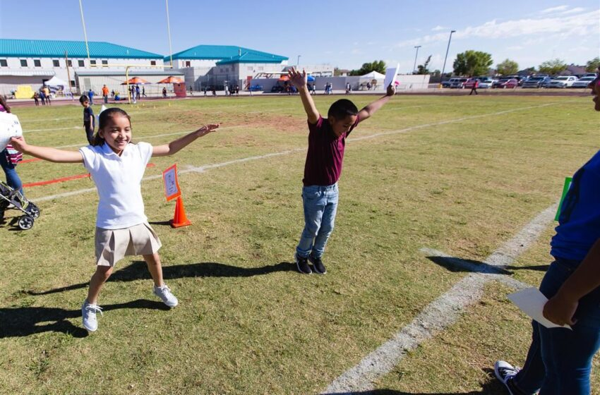 Socorro ISD Schools Earn Grant to Bolster Healthy Eating, Physical Activity