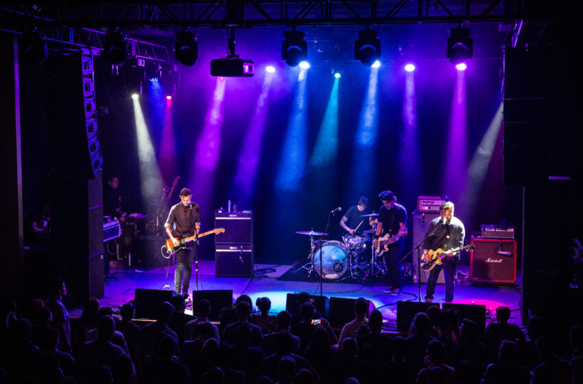 Sparta to Headline 'El Paso Forever' Benefit Concert November 20