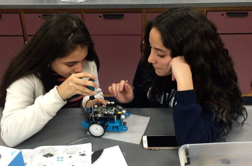 Texas Education Agency Designates Canutillo ISD 6 through 12 T-STEM District