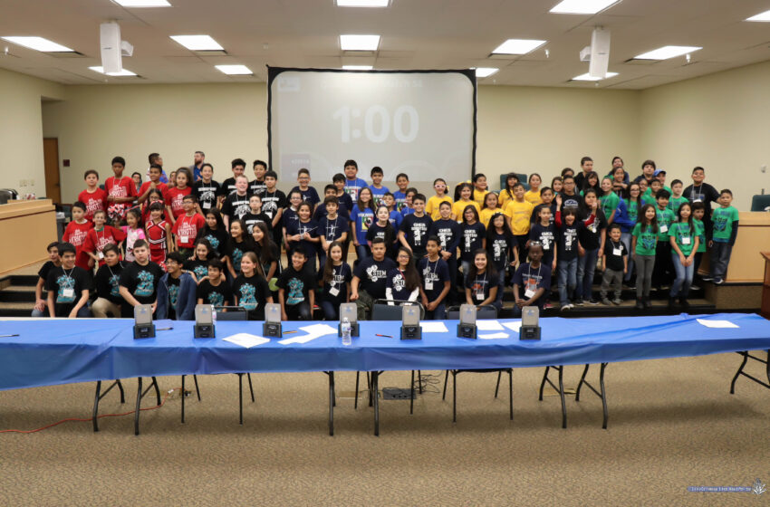 Story in Many Pics:  VEX Robotics World Championship