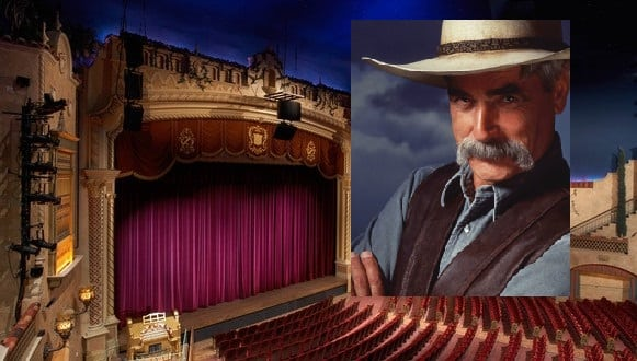 Sam Elliott to Premiere New Movie at Plaza Classic Film Festival