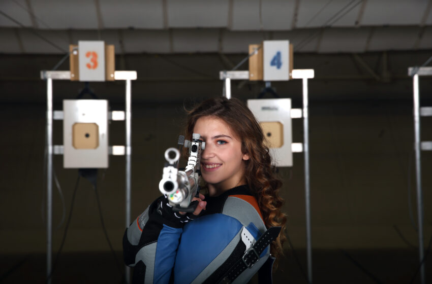 UTEP Rifle Welcomes Ohio State To Town For Pair Of Matches