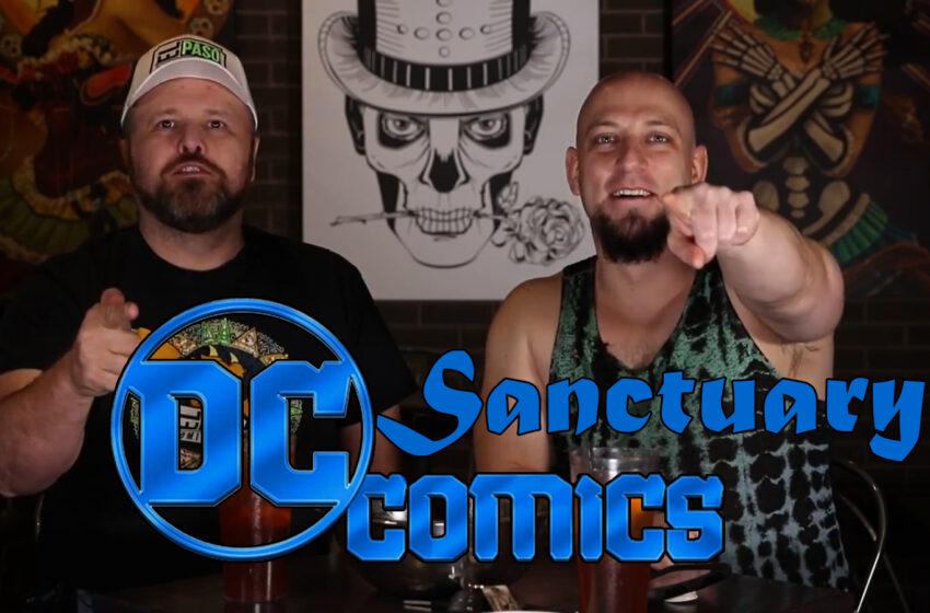 TNTM: DC Comics Sanctuary title will explore Superhero PTSD