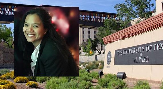 UTEP Creative Writing Professor Named NEA Fellow