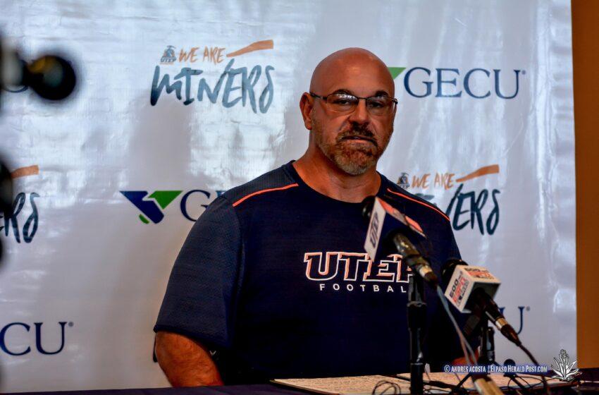 H-P Sports In Depth: Coach Kugler Talks NMSU, Looks Ahead to Army