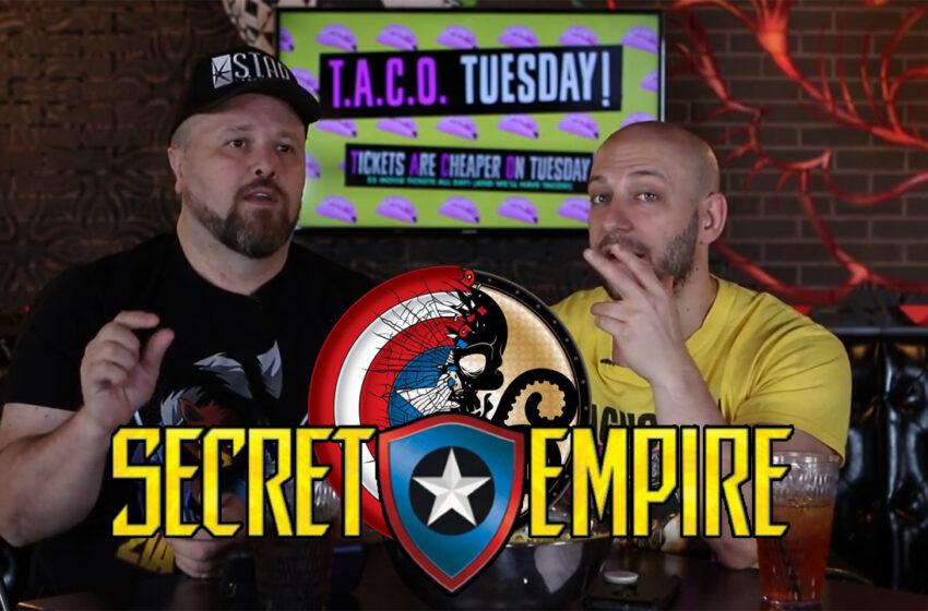 TNTM: Marvel Comics Secret Empire review