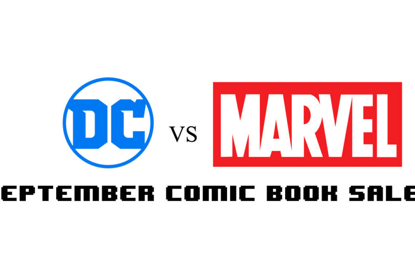 TNTM: DC Comics still owns the Top 50 in September