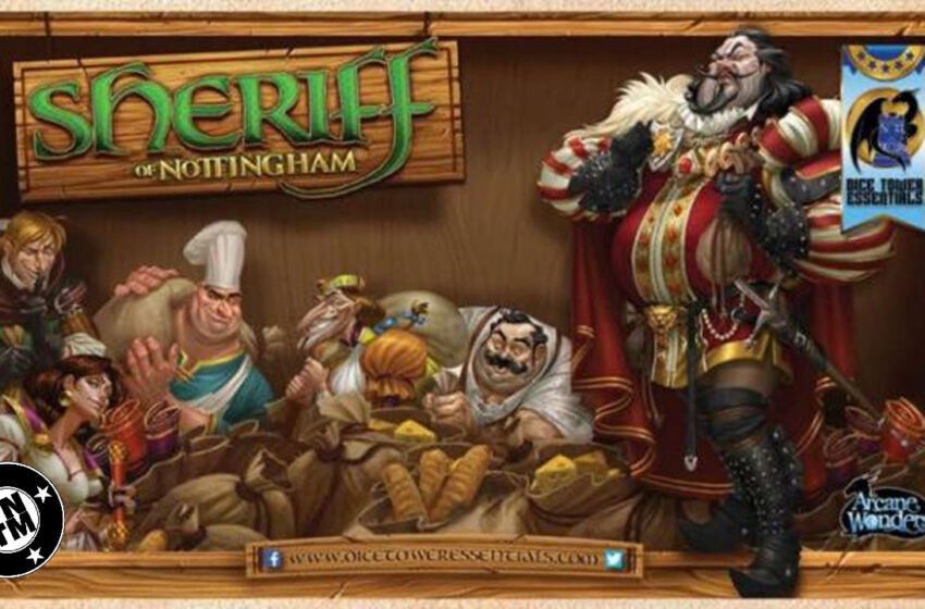 TNTM: How to Play Sheriff of Nottingham