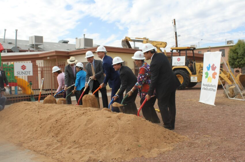 HACEP Breaks Ground on New Affordable Housing Community