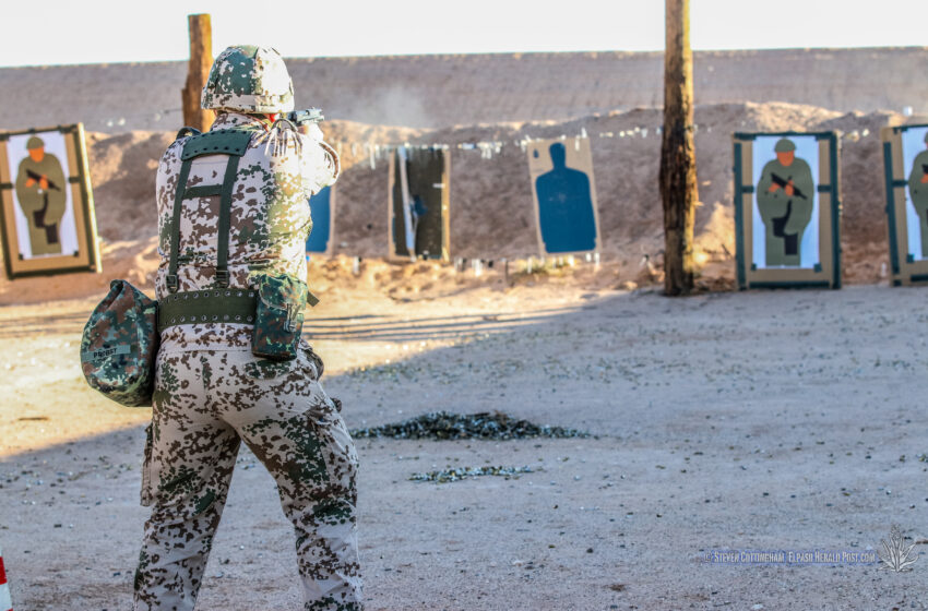 Gallery+Story: Ft. Bliss Soldiers Earn German Proficiency Badge
