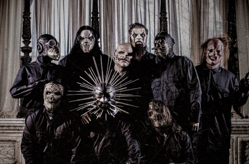 Slipknot Set to Rock County Coliseum Wednesday