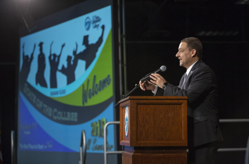 Video+Story: EPCC President William Serrata Shares State of EPCC with Community