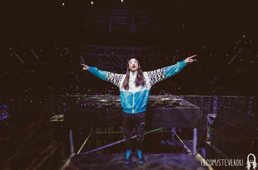 Steve Aoki Brings Kolony Tour to Coliseum March 2018