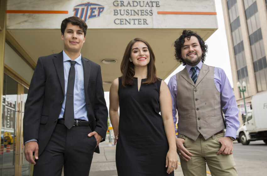 Magazine Lauds UTEP's MBA Program Among Nation's Best