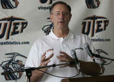 UTEP Director of Athletics Bob Stull Announces Retirement