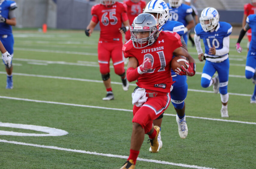 Story in Many Pics: Jefferson Dominates Bowie in 2017 Southside Bowl 26-16