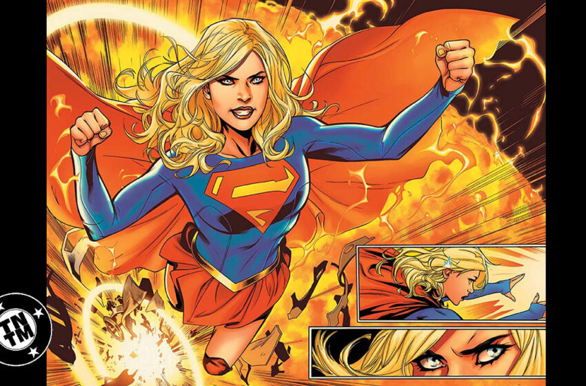 TNTM: Supergirl getting her own DC Comics title