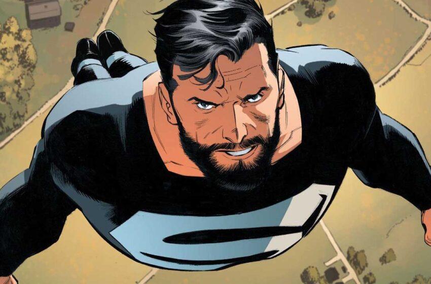 TNTM: DC Comics Superman Rebirth