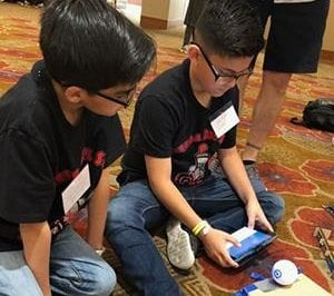 Tierra Del Sol Elementary School Students Take 1st in ABQ Robotics Competition