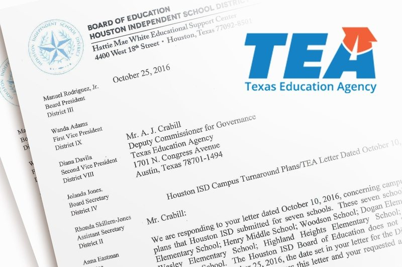 Eleven Texas School Boards Ordered to the Classroom