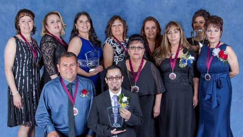 San Eli ISD Honors Teachers, Employees of the Year