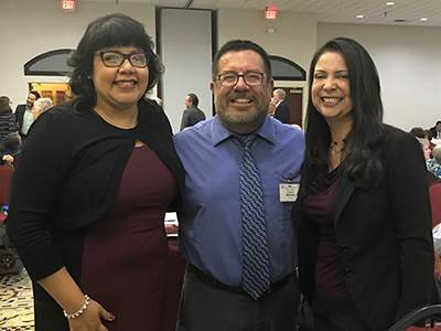 Two Ysleta Educators Awarded Grants by TRTA