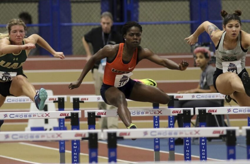 Miners Claim Eight Medals on Final Day of C-USA Championships