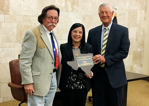 Kemp Smith LLP Honored by Senator Jose Rodriguez for Outstanding Continuous Service in Texas