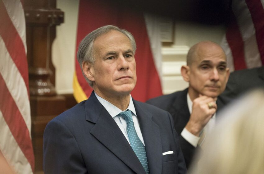 Less Than 2 Weeks After Santa Fe Shooting, Gov. Abbott to Announce School Safety Plan