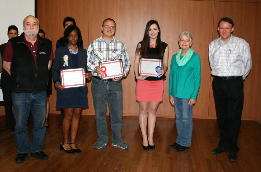 NMSU Grad Students to Present Research during 'Three-Minute Thesis' Competition Today
