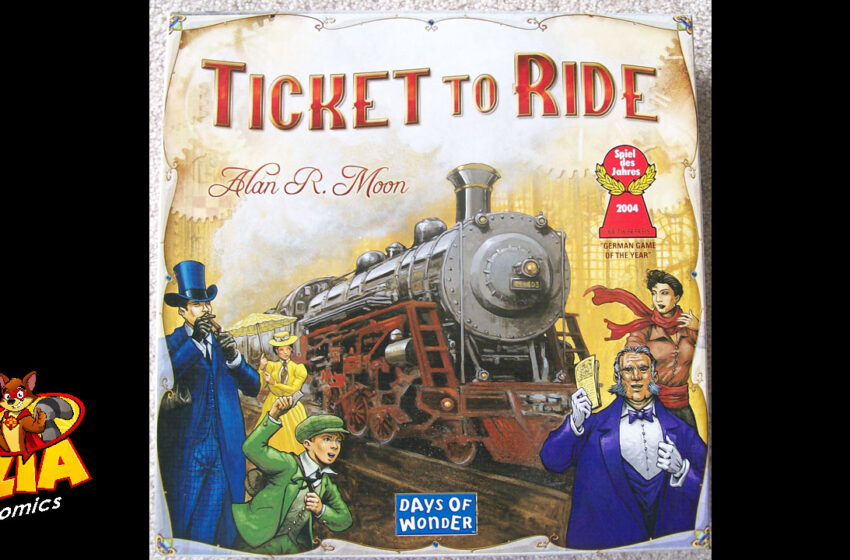 Talk Nerdy to Me How to play Ticket to Ride