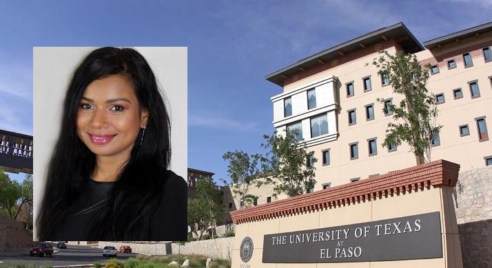 UTEP Associate Professor Awarded $5.1 Million to Tackle Region's Health Disparities
