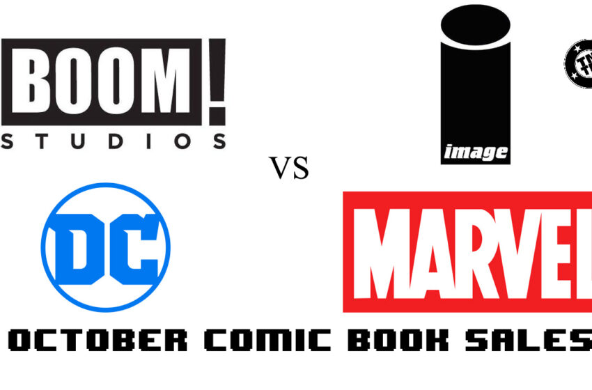 TNTM: Top 10 Comics for October 2016