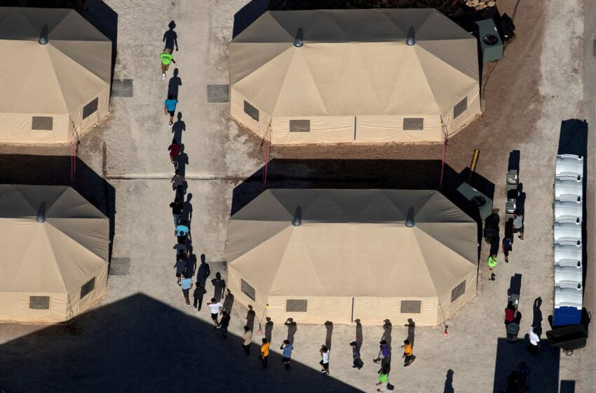 Detention Center for Immigrant Children in Tornillo Will Remain Open Through mid-September