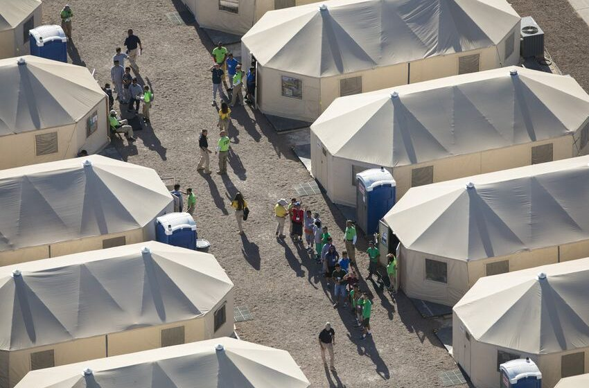 Tornillo Tent City for Migrant Teens is on the Verge of Shutting Down