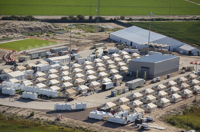 Tornillo Facility for Migrant Kids will Remain Open into 2019, Federal Government Confirms
