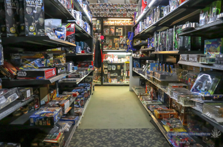 Video+Gallery+Story: Toys as Treasure in Upper Valley Shop