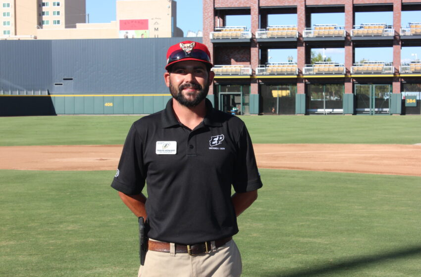 Chihuahuas Head Groundskeeper Once Again Honored as Turf Manager of the Year