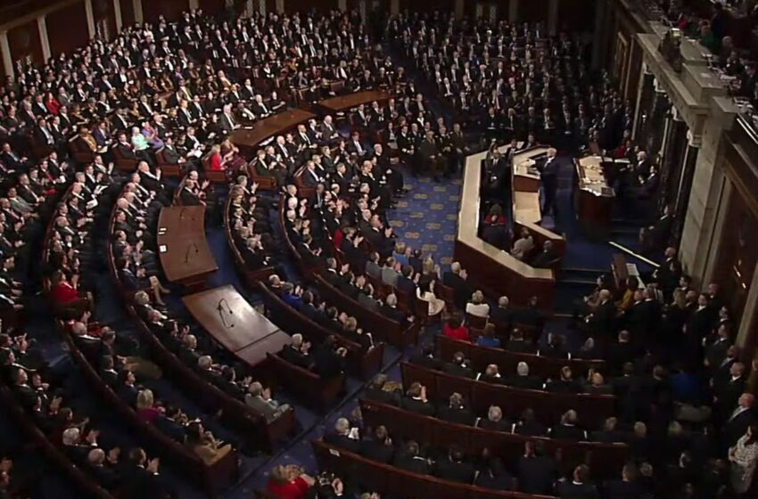 Congress Passes $1.3 Trillion Spending Bill that Includes Some Border Wall Funding