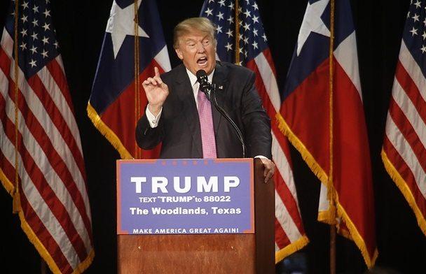 Trump Ratchets Up Anti-Terrorism Rhetoric