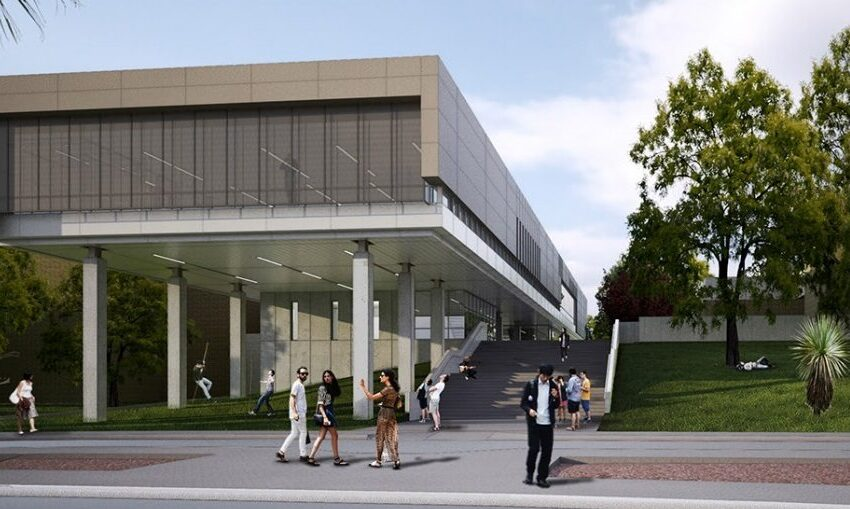 Construction Begins on EPCC Architecture Building