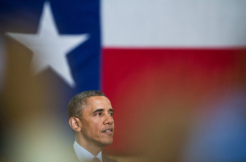 Obama Endorses 9 More Texas Candidates in Midterm Races