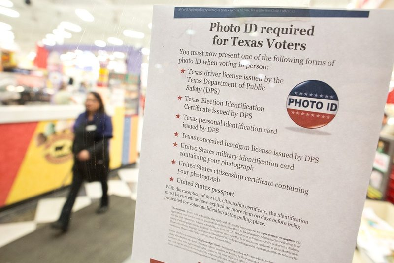 Supreme Court Rejects Texas Voter ID Appeal — For Now