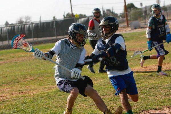 Coronado High School Lacrosse Club in the Playoffs