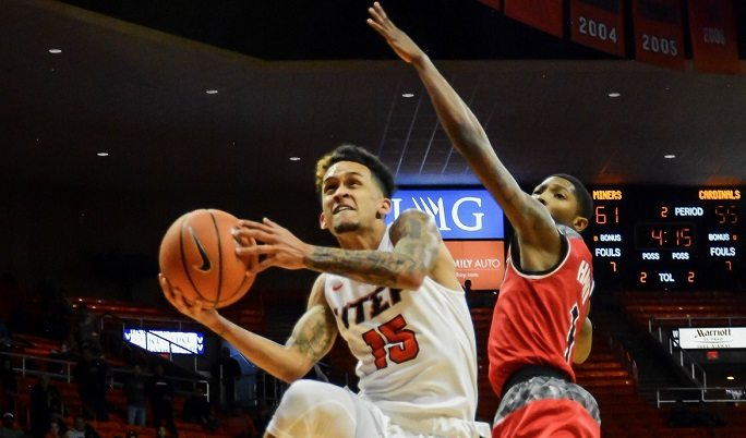 Three-In-A-Row: Miners Beat UIW 72-66
