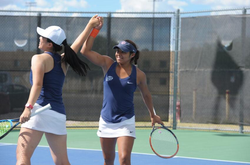 UTEP Tennis To Compete At ITA Mountain Regional Tournament