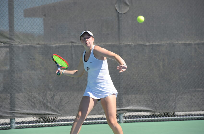 Prelle Punches Ticket To Championship Round At SDSU Fall Classic