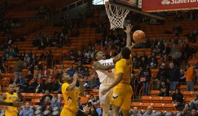 Miners Dominate Southern Miss 73-44